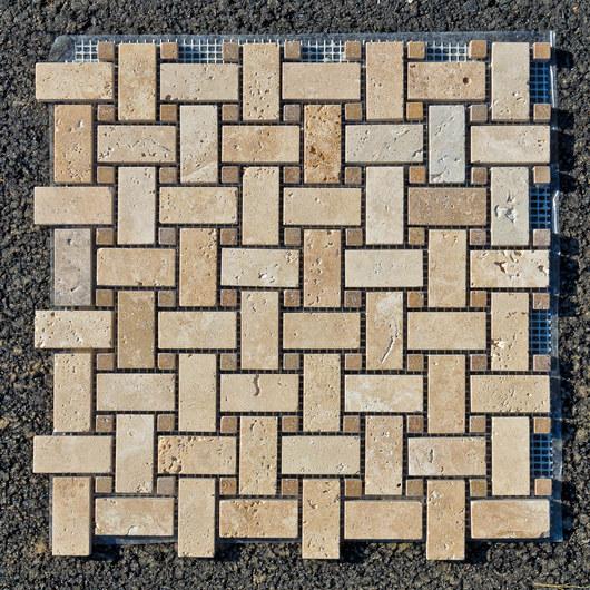 Mosaikfließenherstellung