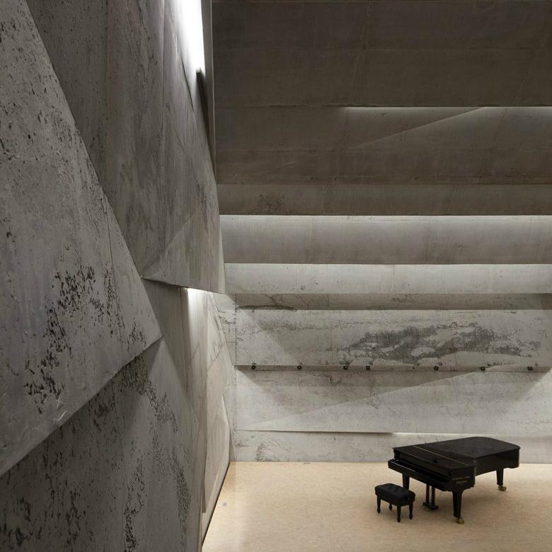 blaiback Konzertsaals