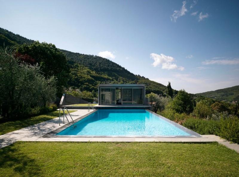 pool cardoso marmor villa toskana naturstein travertin