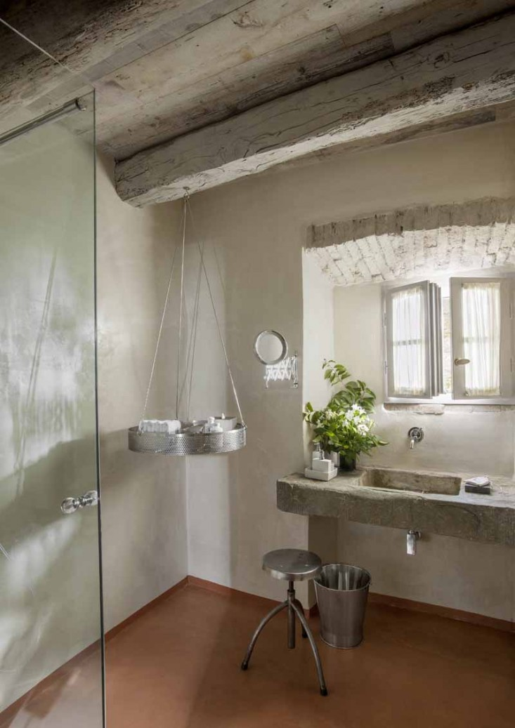 bagni rustici in legno. arredo in legno scuro with bagni rustici ... - Toscano Arredo Bagno