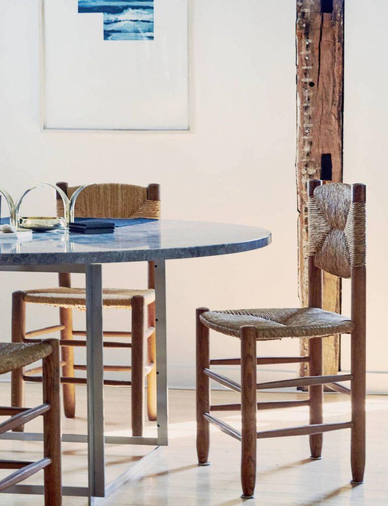 Concept-Store von klassischen und modernen Möbeln in den Hamptons
