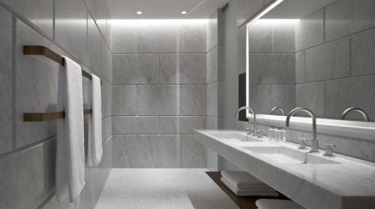 marble bathroom akasha holistic london david chipperfield