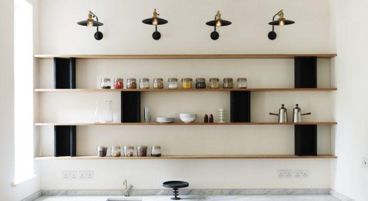 Marmorküche vom Designer Jason MacLean