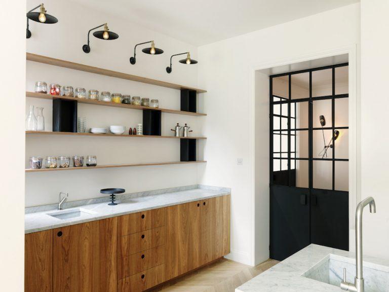 Marmorküche vom Designer Jason MacLean   Toskana Naturstein