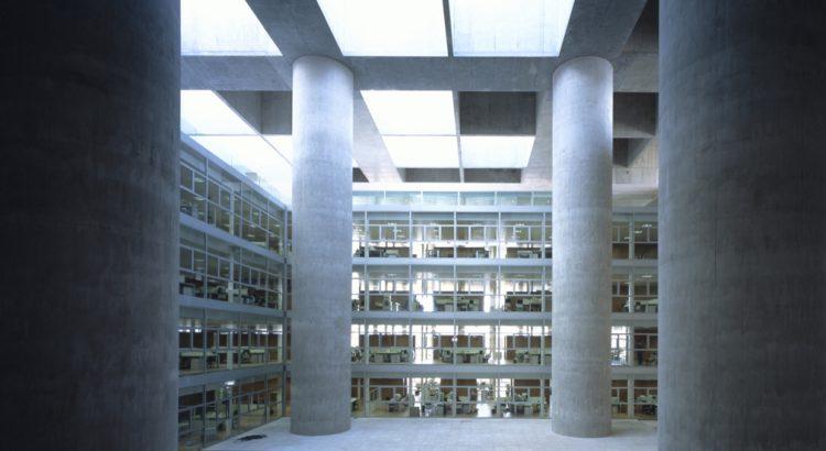Projekt Architekt Campo Baeza für Caja Granada
