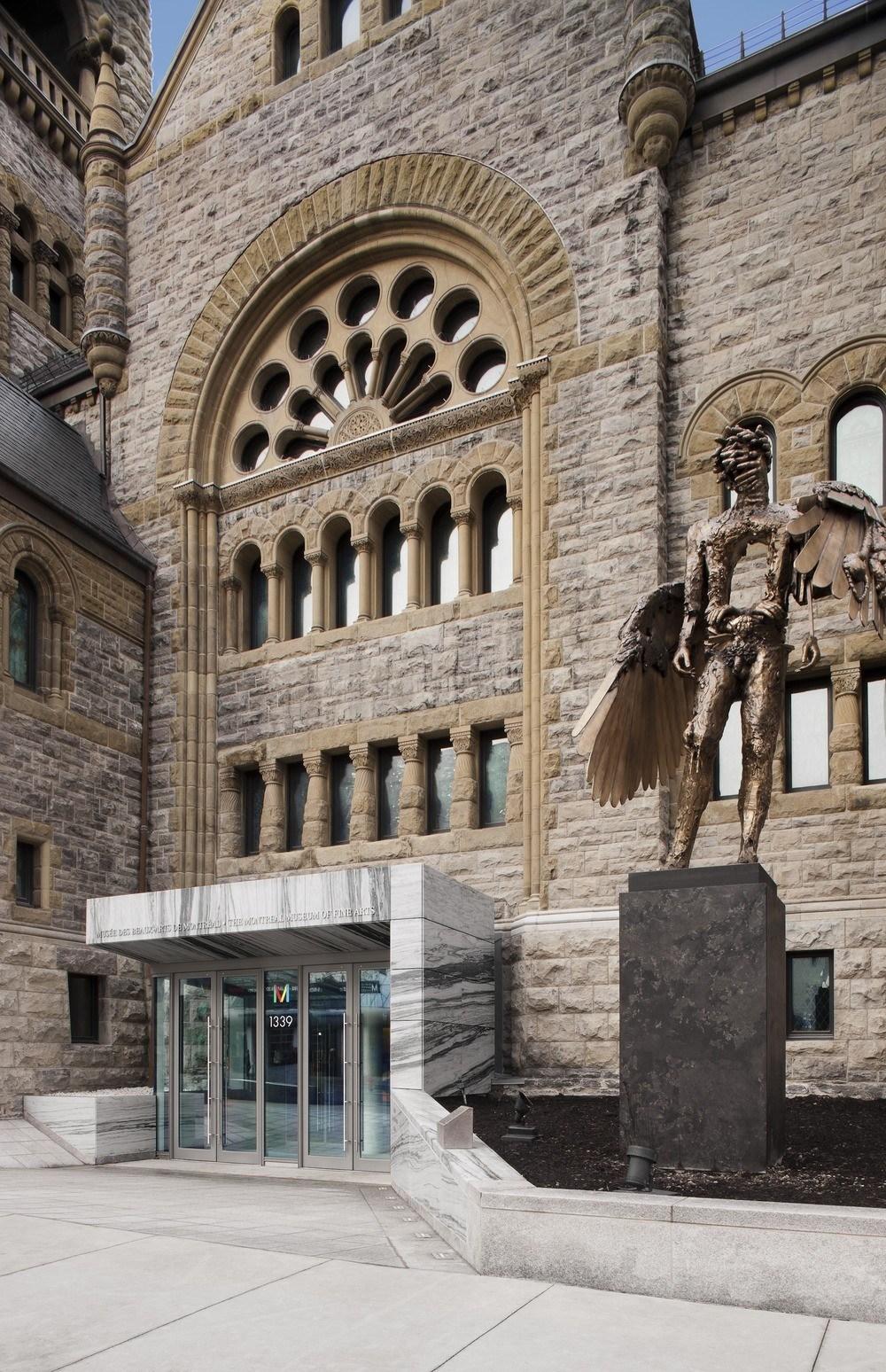 montreal Museum entworfen von Provencher Roy