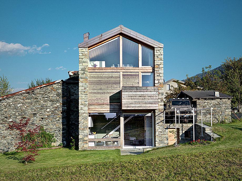 house sv by rocco borromini