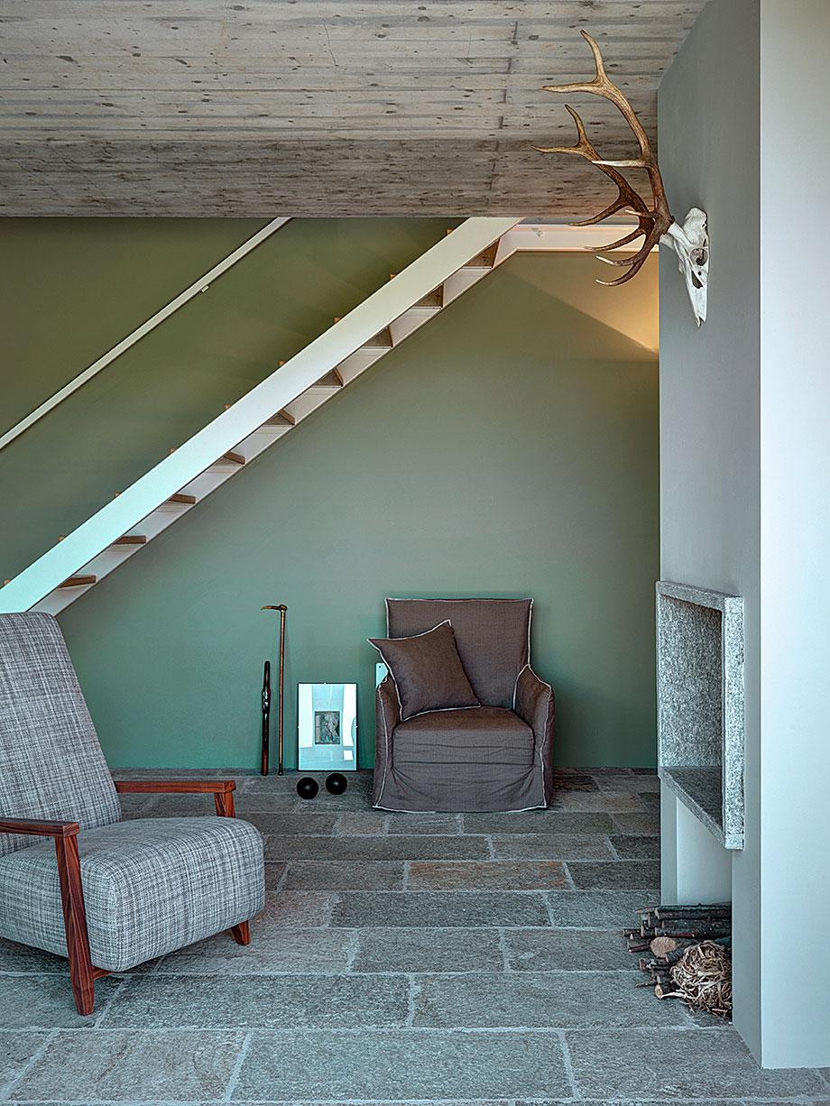 Haus SV entworfen von Rocco Borromini