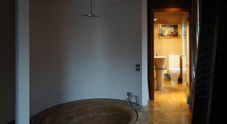 Marmorbecken von Pietre di Rapolano